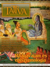 Bhāgavatam és episztemológia - 19 - XVIII/1 - 2015. november